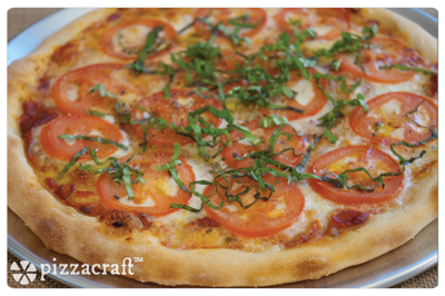Pizzacraft pizza